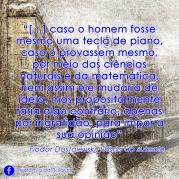 Diário do Subsolo Fiódor Dostoiévski Frase Quote