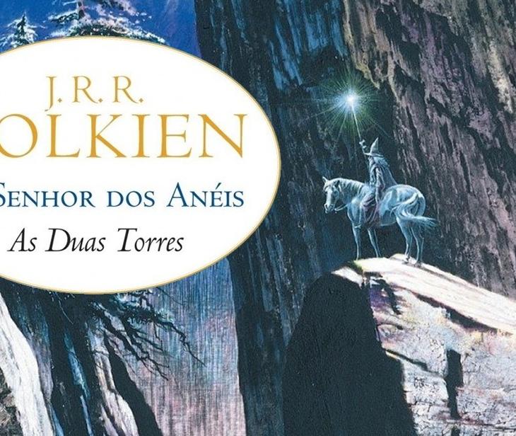 Livro Duas Torres Tolkien (CC BY-NC-SA 4.0)