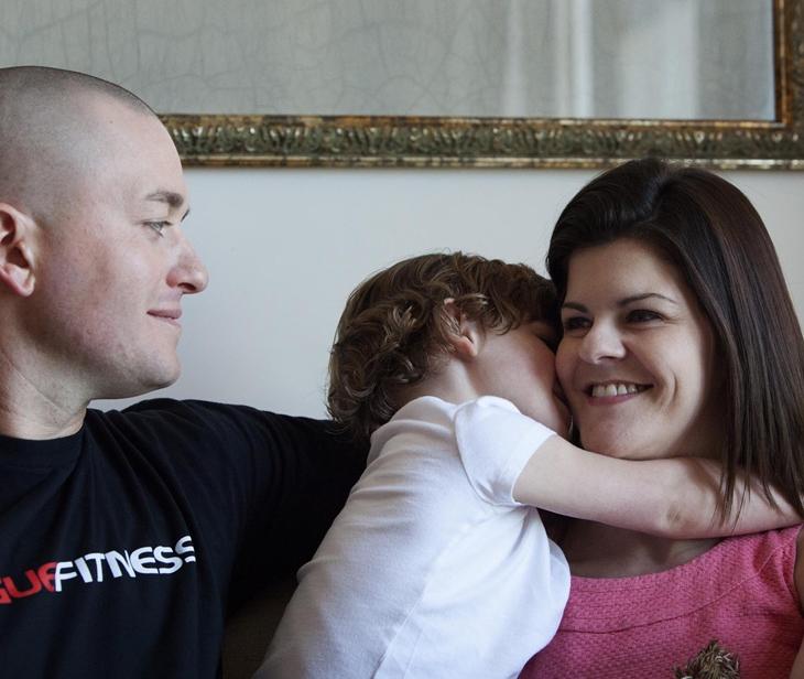 Pais Filho Psicologia Treino Comportamental Abraço (CC BY-NC 4.0)