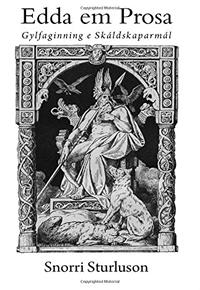 Edda Prosa Snorri Sturluson Mitologia Nórdica