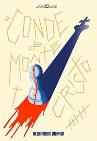 Capa livro O conde de Montecristo, Martin Claret