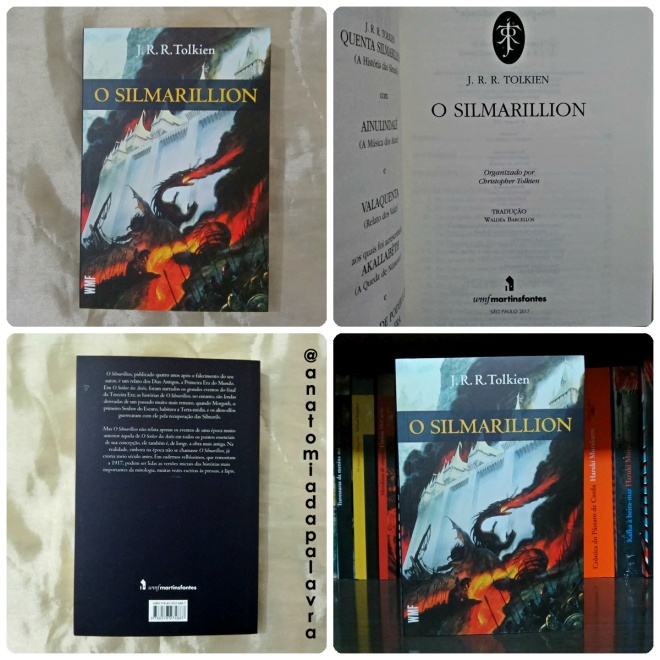 Livro O Silmarillion, Tolkien, WMF Martins Fontes, John Howe
