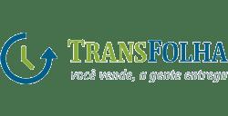 Logotipo da transportadora Transfolha, Grupo Folha