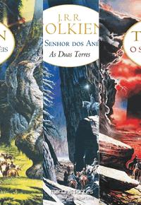 Capa da trilogia O Senhor dos Anéis, Tolkien