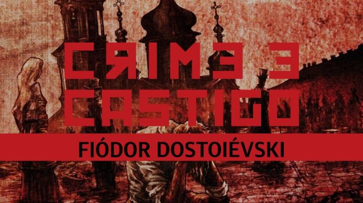 Livro Crime e castigo, Fiódor Dostoiévski, Martin Claret