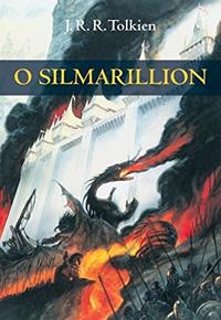 Capa do livro O Silmarillion, Tolkien, WMF Martins Fontes