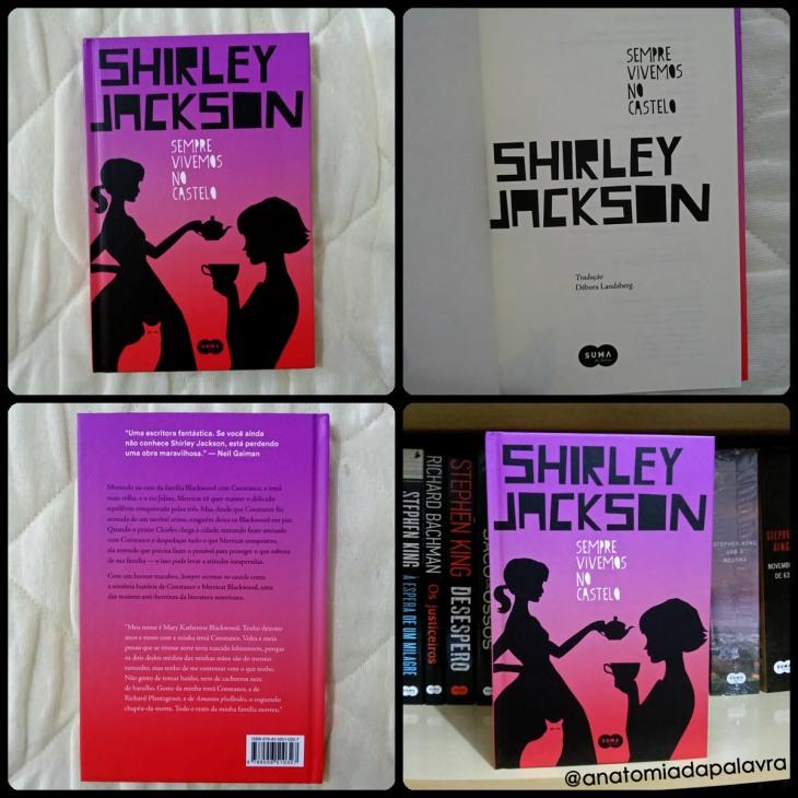 Livro Sempre vivemos no castelo, Shirley Jackson, Suma de Letras