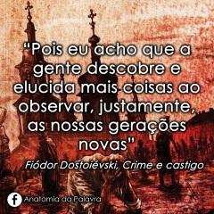Frases de Fiódor Dostoiévski