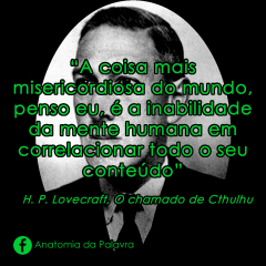 Frases H. P. Lovecraft