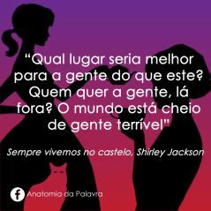 Frases Shirley Jackson