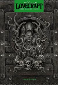 Capa do livro Medo clássico Lovecraft vol. 1
