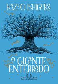Capa do livro O gigante enterrado, de Kazuo Ishiguro