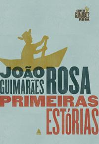 Capa do livro Primeiras estórias, Guimarães Rosa