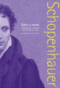 Capa do livro Sobre a Morte de Arthur Schopenhauer