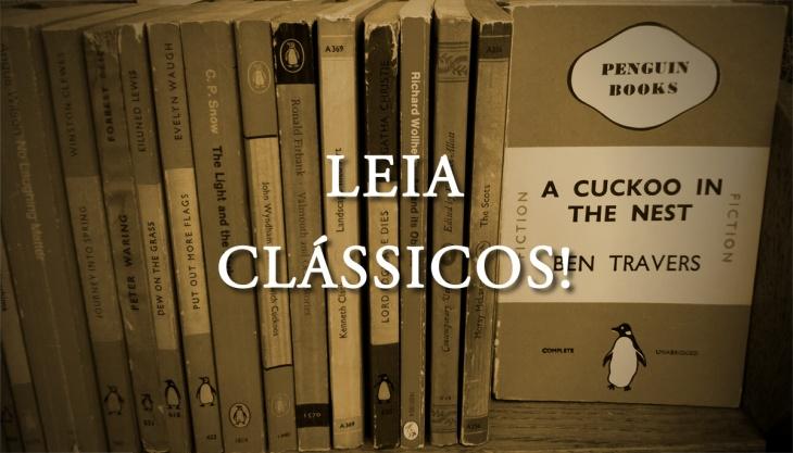 Livros clássicos da Penguin Classics