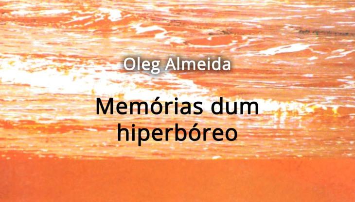 Capa do livro Memórias dum hiperbóreo