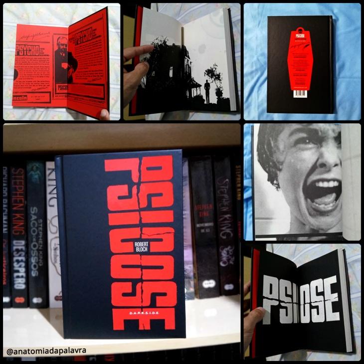 Livro Psicose DarkSide Books