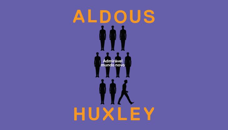 Minhas Leituras 71 Admirável Mundo Novo Aldous Huxley Anatomia
