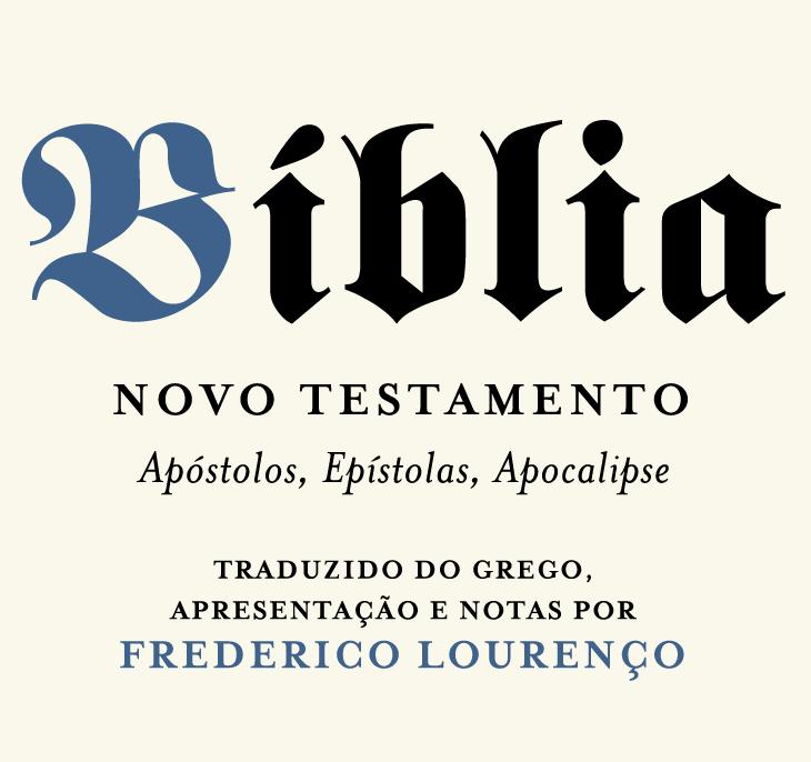 Bíblia Novo Testamento Apóstolos, Epístolas, Apocalipse