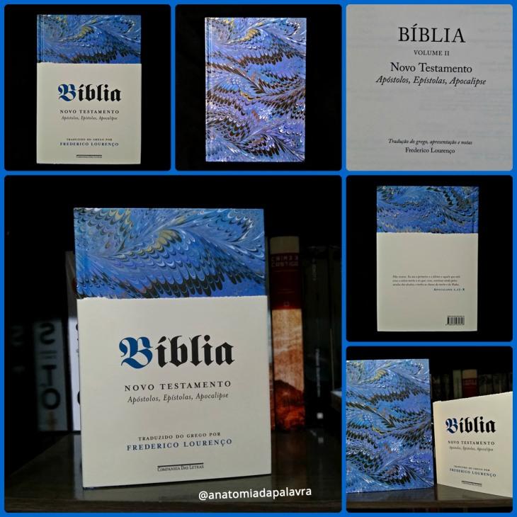 Bíblia Frederico Lourenço volume II