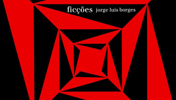 Capa do livro Ficções, Jorge Luis Borges