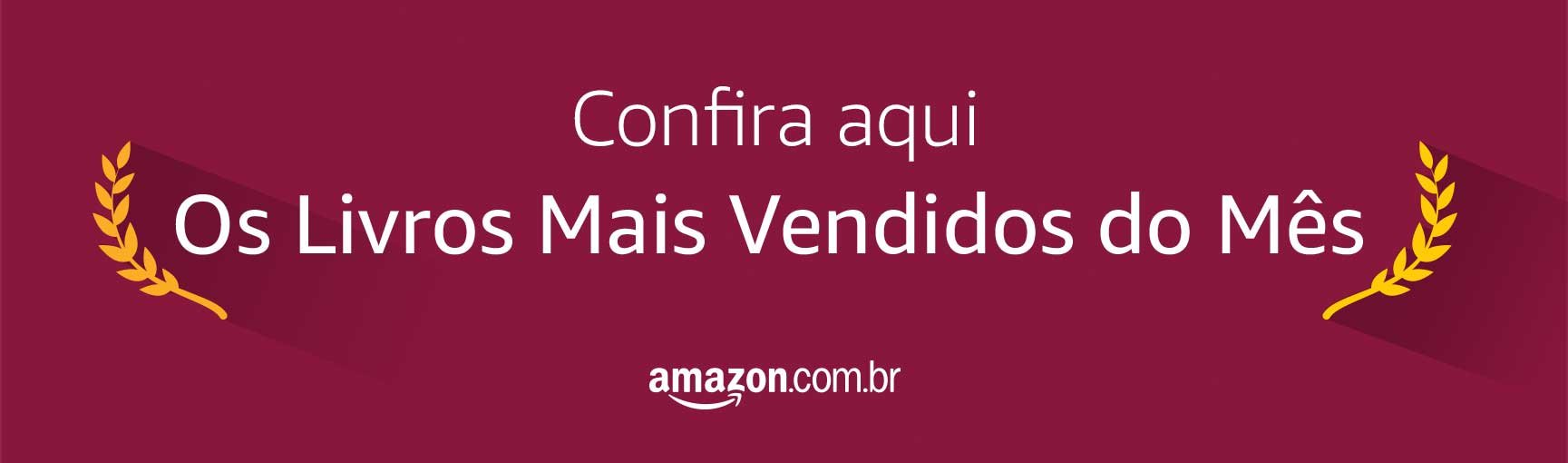 Livros mais vendidos Amazon