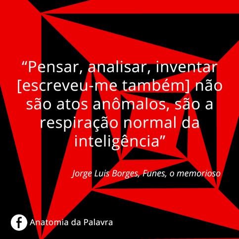 Citação Jorge Luis Borges