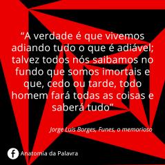 Frase Jorge Luis Borges