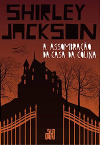 Capa do livro Assombração da Casa da Colina