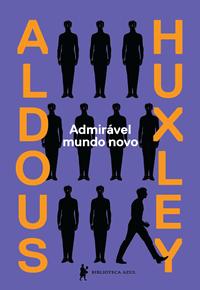 Admirável Mundo Novo livro capa