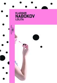 Capa livro Lolita Vladimir Nabokov Alfaguara