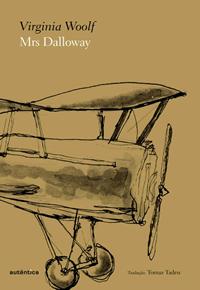 Capa do livro Mrs Dalloway Autêntica