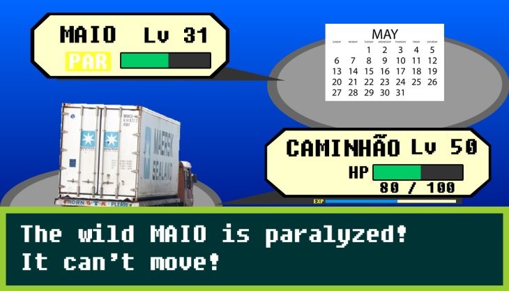 Paralisação caminhoneiros maio meme humor