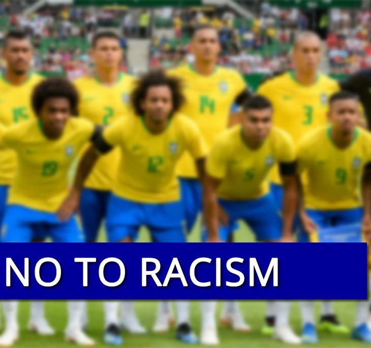 Foto Seleção Brasileira Futebol 2018