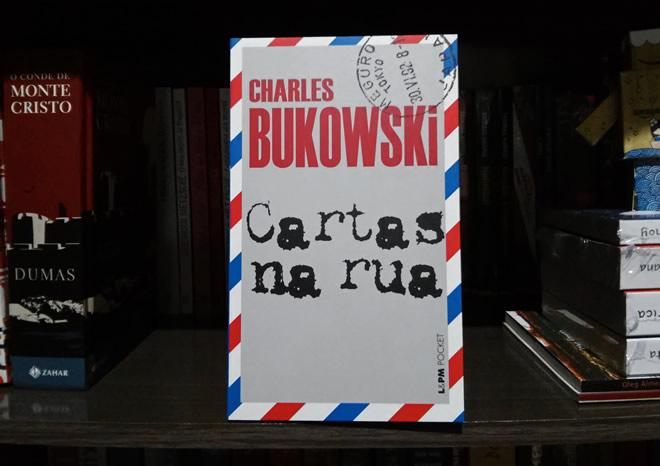 Cartas na rua Charles Bukowski Bolso