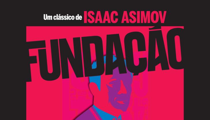 Capa do livro Fundação Isaac Asimov Aleph
