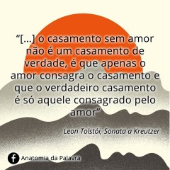 Frases Leon Tolstói Amor