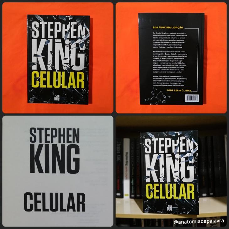 Livro Celular Stephen King Suma