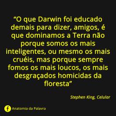 Frases Stephen King Celular