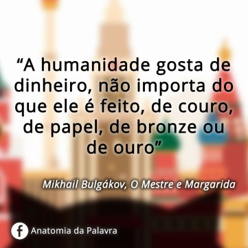 Frases Makhail Bulgákov