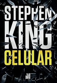 Capa Livro Celular Stephen King Suma