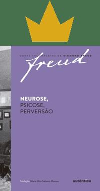 Livro Capa Neurose Psicose Perversão Freud