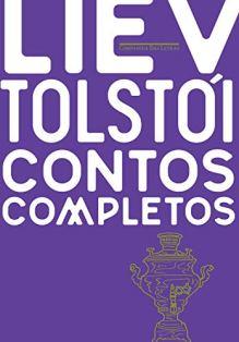Contos completos Tolstói Capa Livro