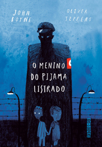 O menino do pijama listrado livro capa ilustrado
