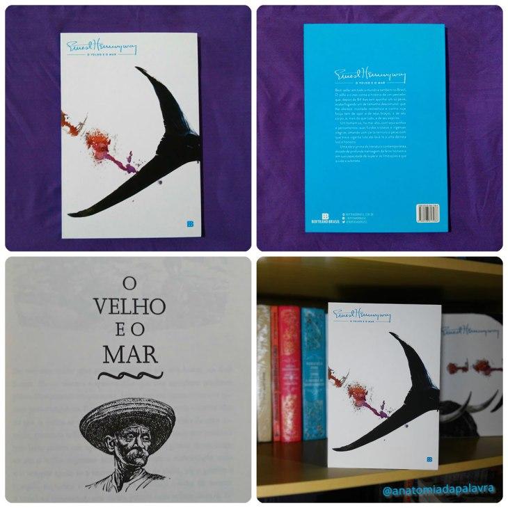 Livro O velho e o mar Hemingway