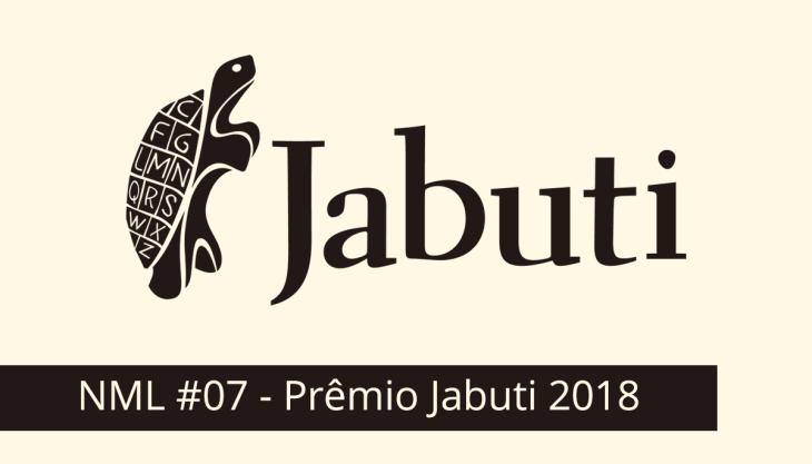 Prêmio Jabuti 2018 logotipo