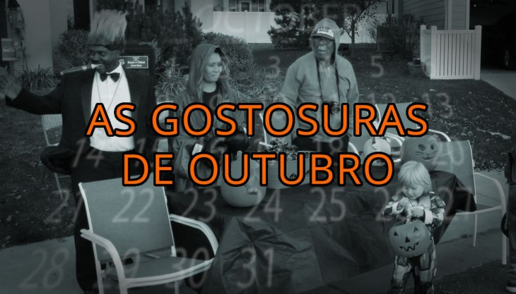 Halloween Gostosuras Travessuras