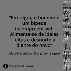 Frases Monteiro Lobato