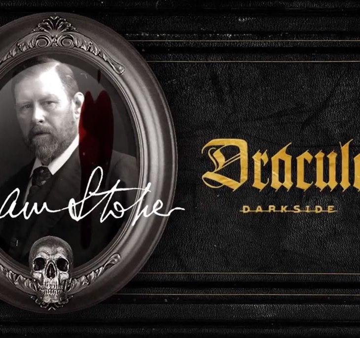 Capa livro Drácula DarkSide Books