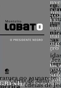 Livro O Presidente Negro Capa